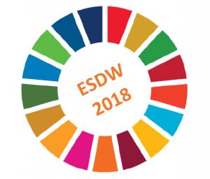 ESDW Europäische Nachhaltigkeitswoche 2018